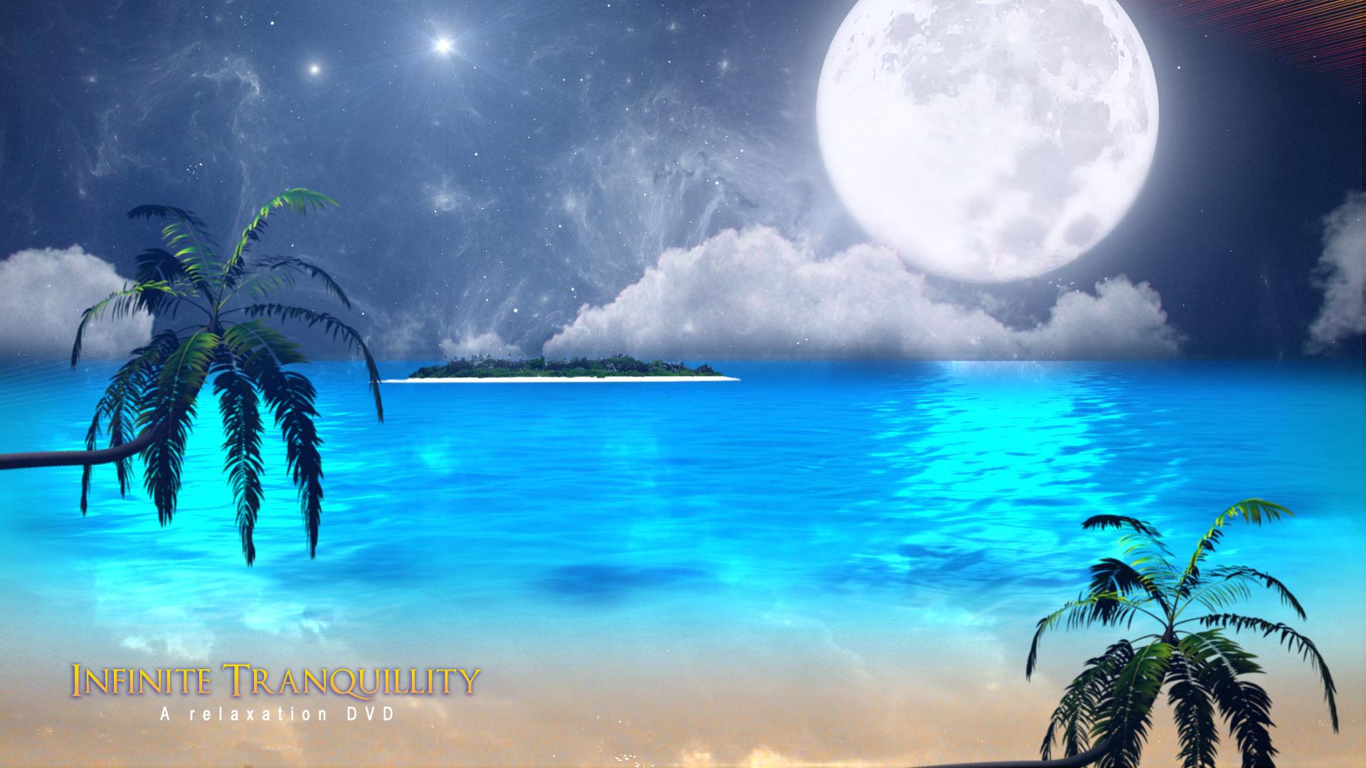 relaxing wallpaper 01   Beach ocean 1920x1080