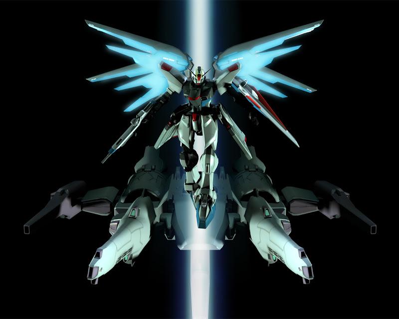 Freedom Gundam Freedom METEOR Wallpaper 800x640