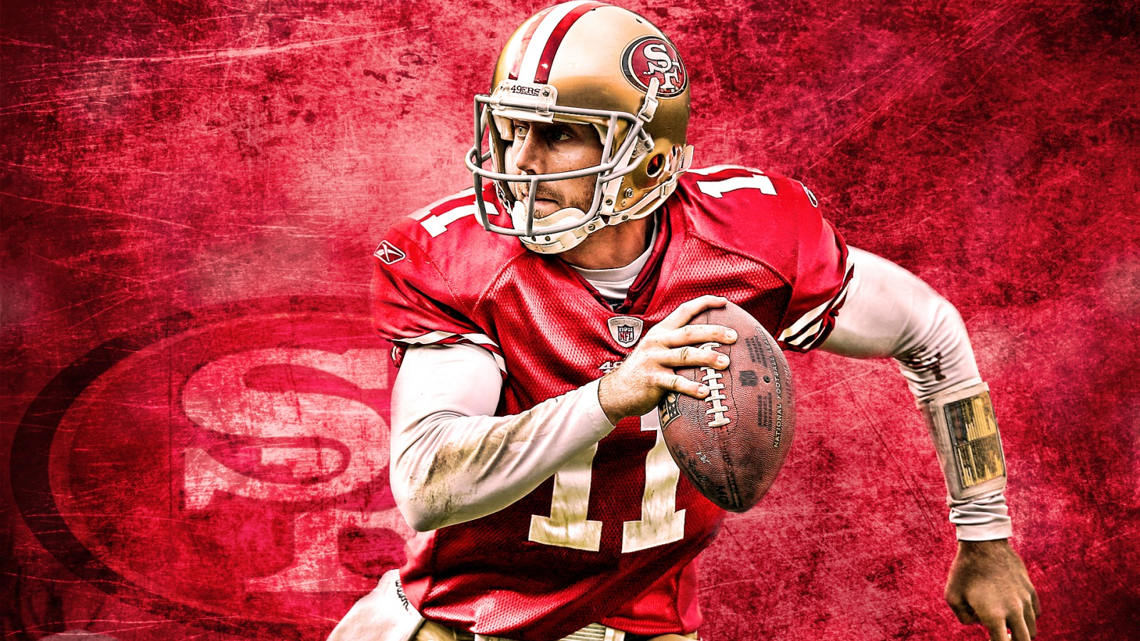 Wallpaper of the day San Francisco 49ers San Francisco 49ers 1600x900