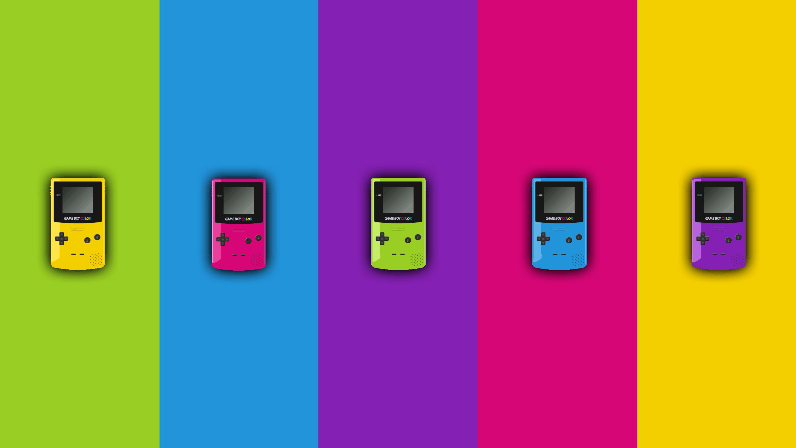 Nintendo game boy color youtube - Ga Gameboy Color Pokemon Youtube Gameboy_wallpaper_index_colour_mode__2560x1440__by_acefecoo D6767lt