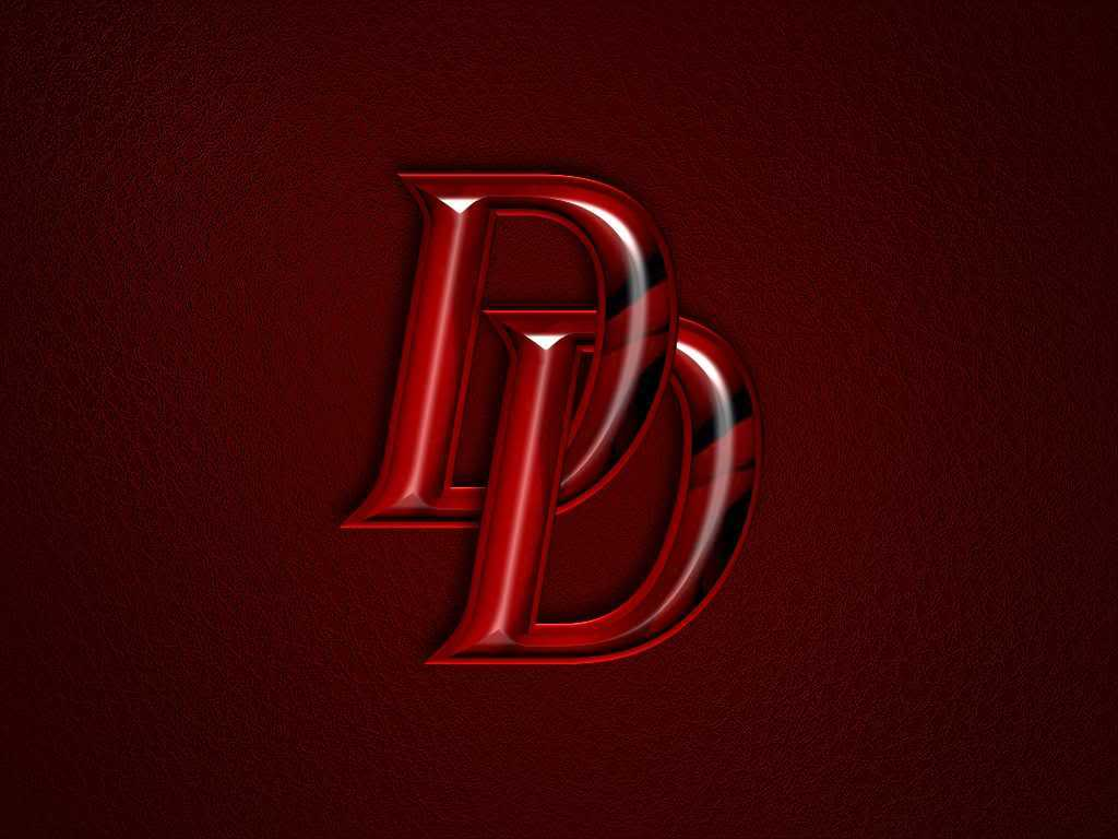 DAREDEVIL LOGO   FREE DAREDEVIL WALLPAPER 1024x768