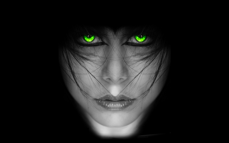 Back Gallery For green eyes wallpaper 800x500