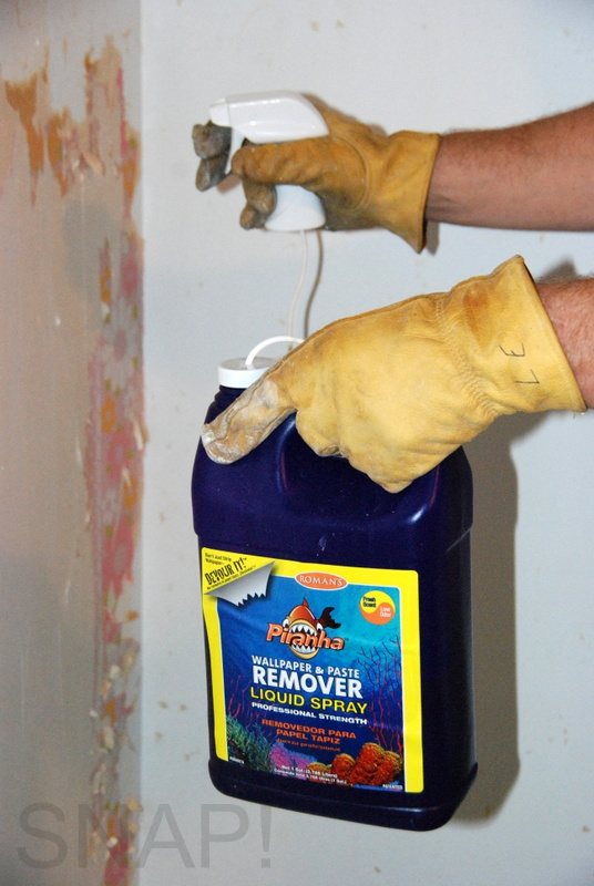 How to Remove Wallpaper   Tauni Everett 536x800