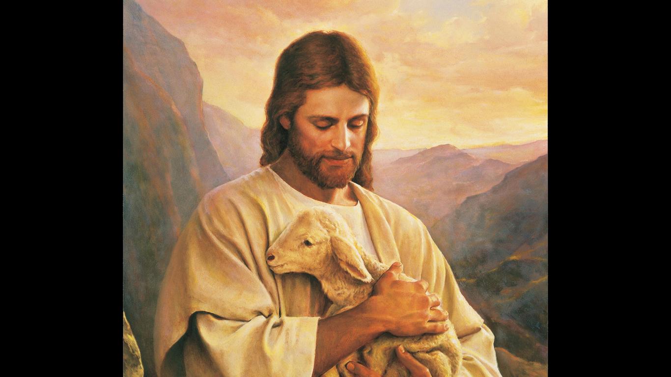 Jesus Christ 1366x768