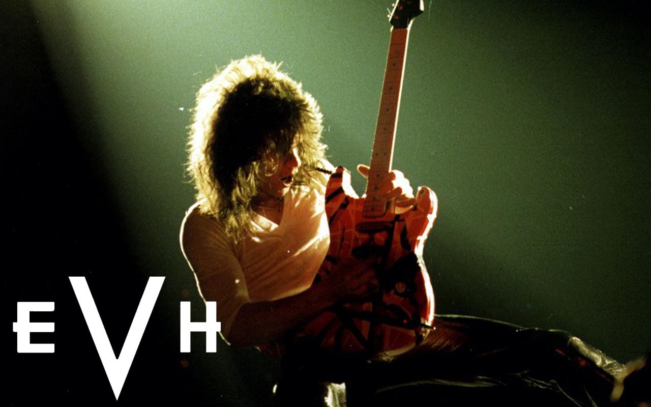 Eddie Van Halen Wallpaper by ConradChaospng 1280x800