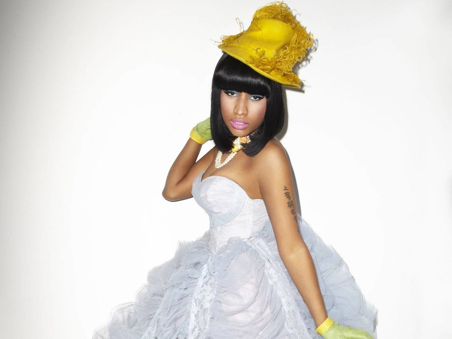 Nicki Minaj Wallpaper   Wallpaper High Definition High Quality 900x675