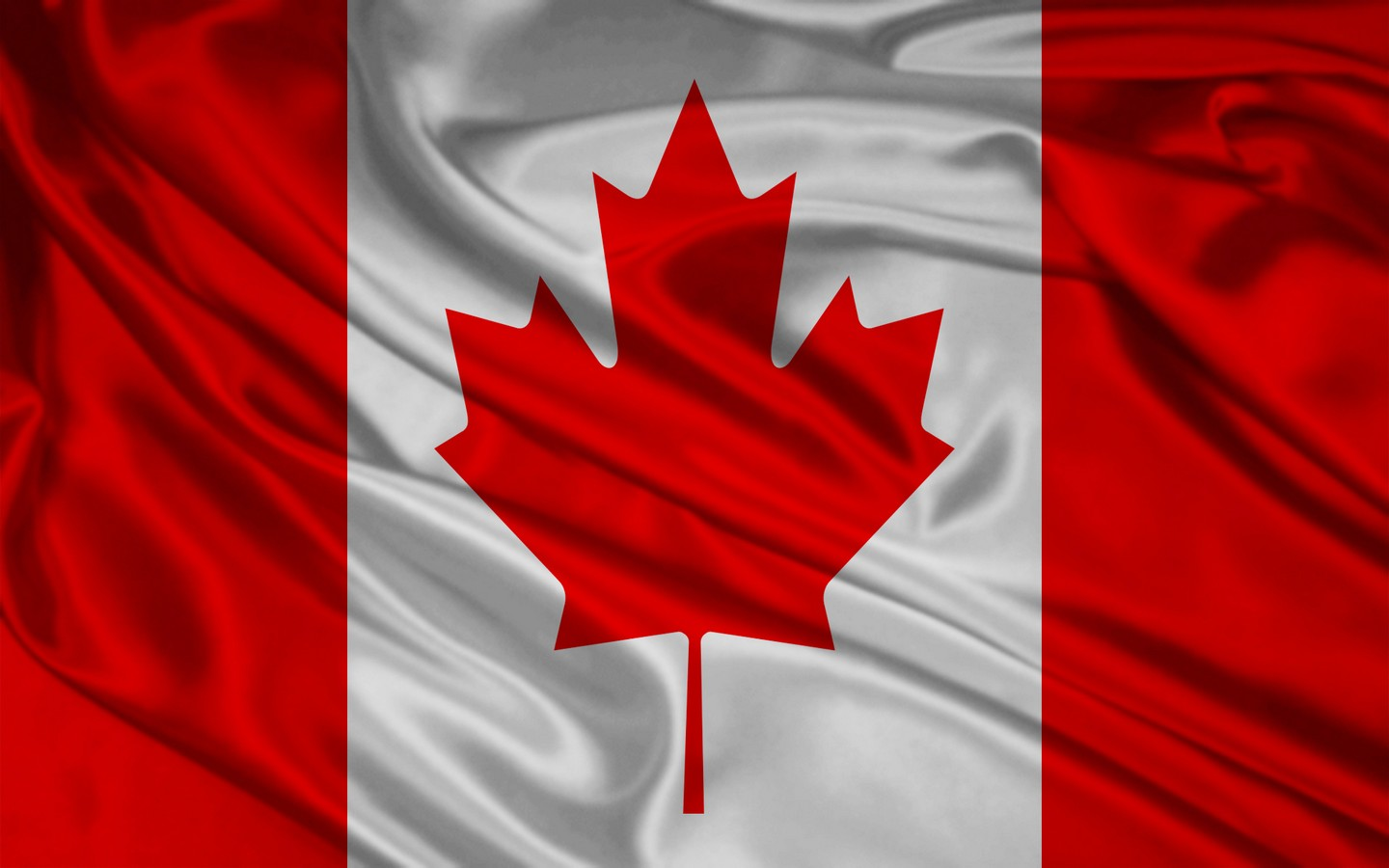 Google Chrome Themes   Canada Flag Theme 1440x900