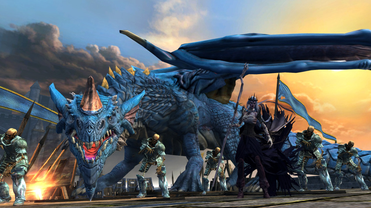 E3 2011 Dungeons Dragons Neverwinter Unveiled Explained 1280x720