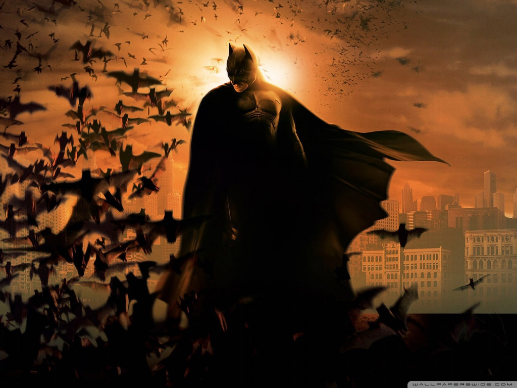 innovation THE DARK KNIGHT RISES WALLPAPERS 1024x768