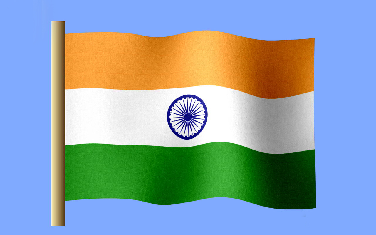 Indian Flag Wallpapers   HD Images [ Download] 1280x800