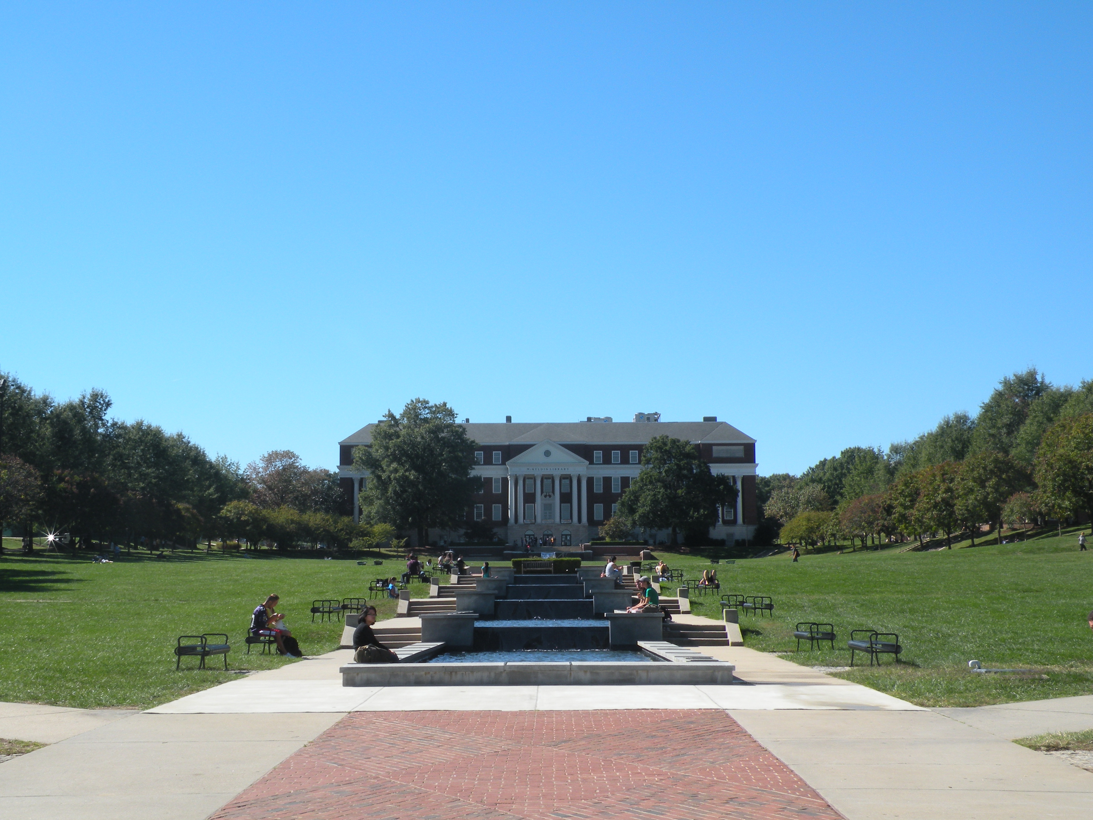 Description University of Maryland McKeldin Library 5063343578jpg 3648x2736