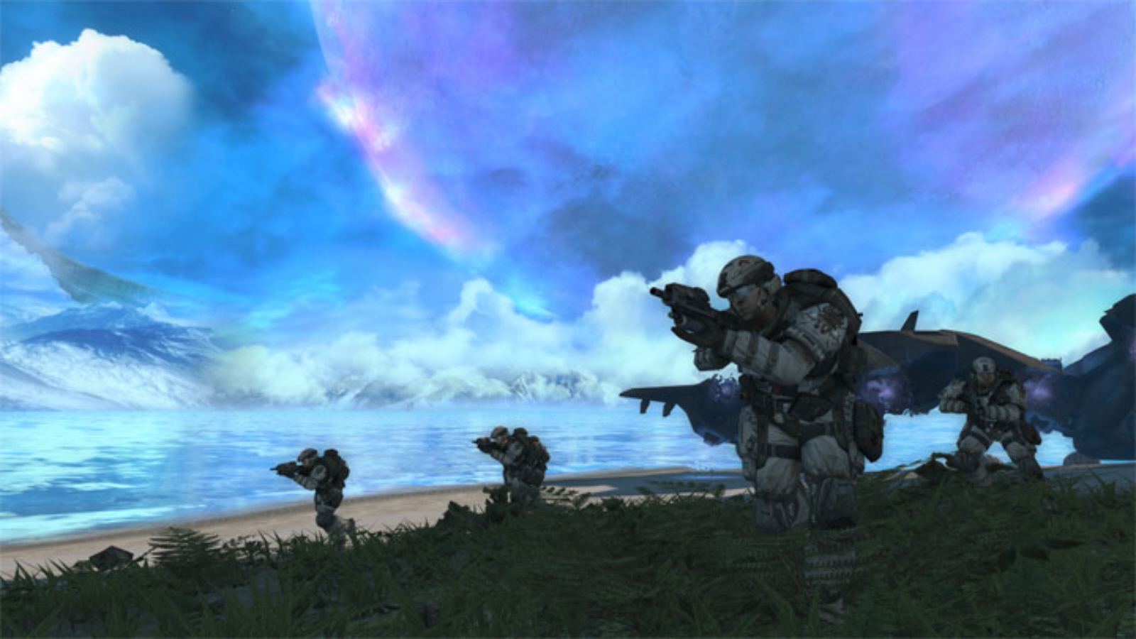 Halo Combat Evolved Anniversary Wallpaper Ring World 1600x900