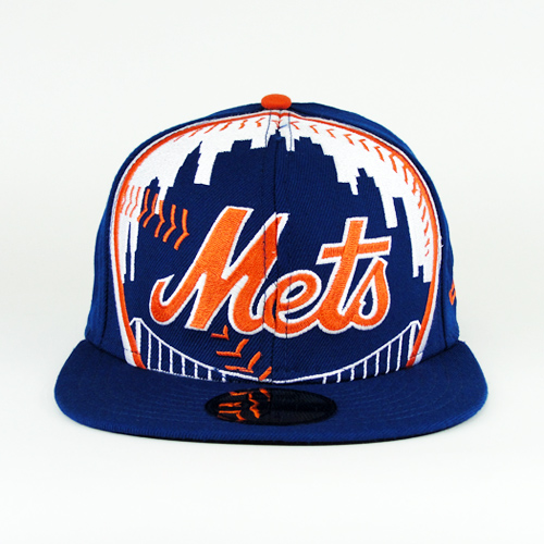 image New York Mets Team Logo PC Android iPhone and iPad Wallpapers 500x500