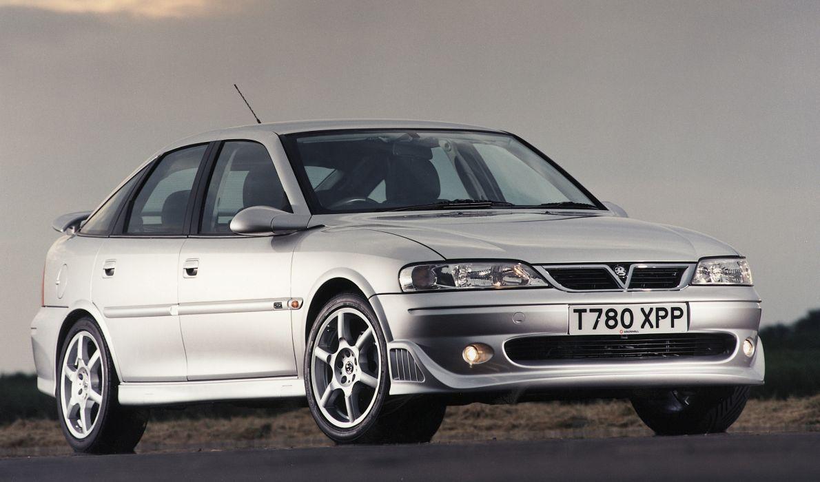 Vauxhall Vectra GSi Hatchback 1999 wallpaper 2480x1459 1098631 1190x700