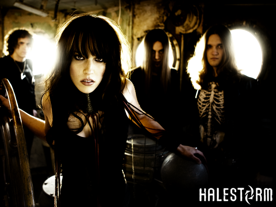 Halestorm Wallpaper by DrivenByDesperation 900x675