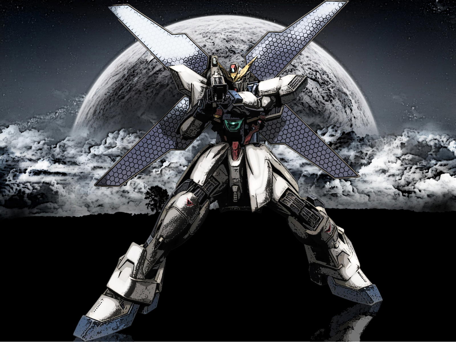 Gundam Poster Anime Wallpaper HD 981 3908 Wallpaper High Resolution 1600x1200