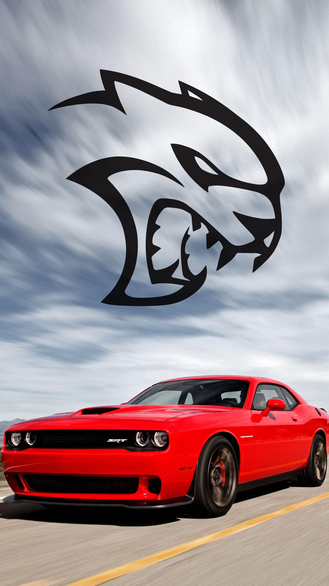 2016 Dodge Challenger Hellcat Wallpaper - WallpaperSafari