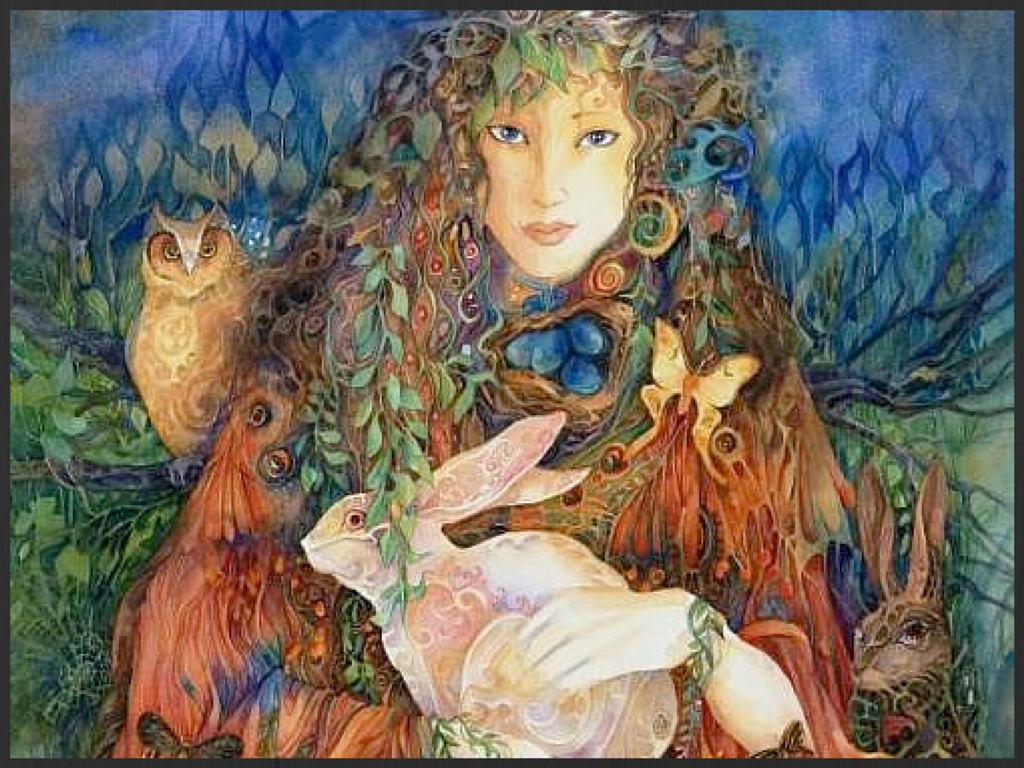 Ostara Spring or The Vernal Equinox Magickal Needs 1024x768