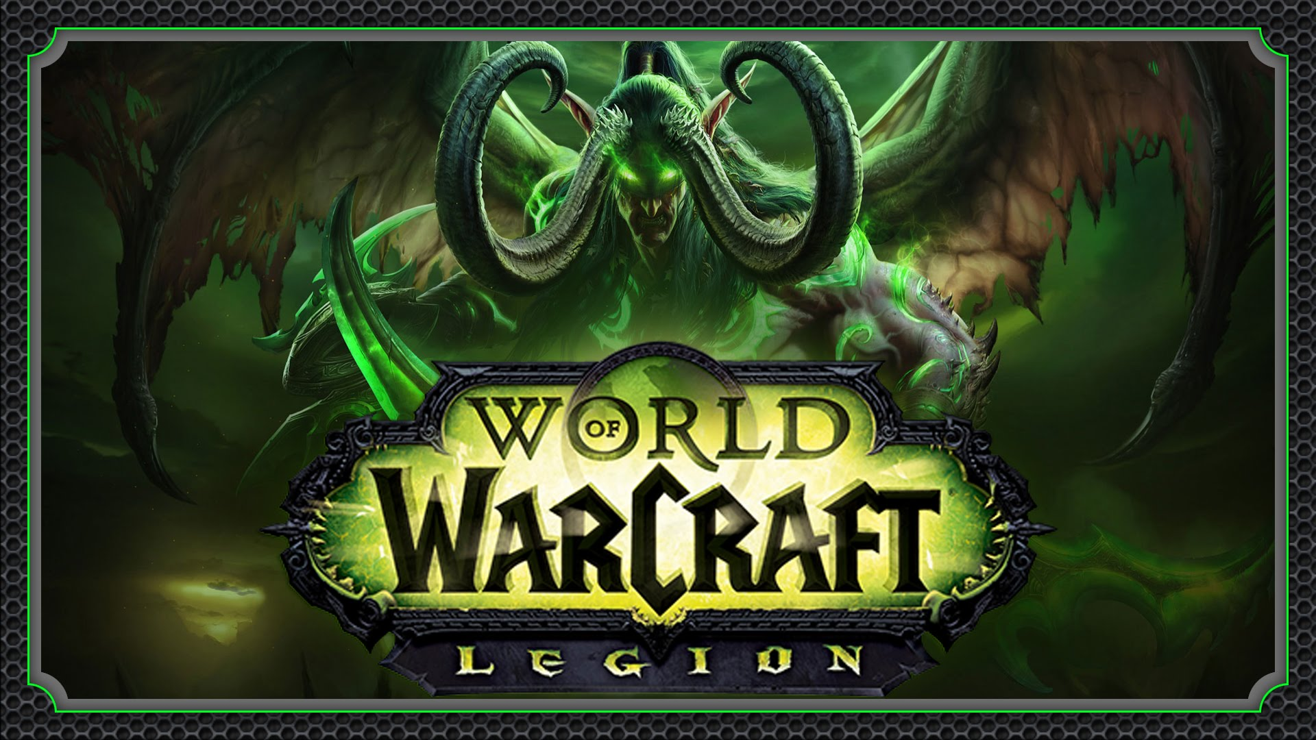 1920x1080px Wow Legion Wallpaper 1920x1080 Wallpapersafari