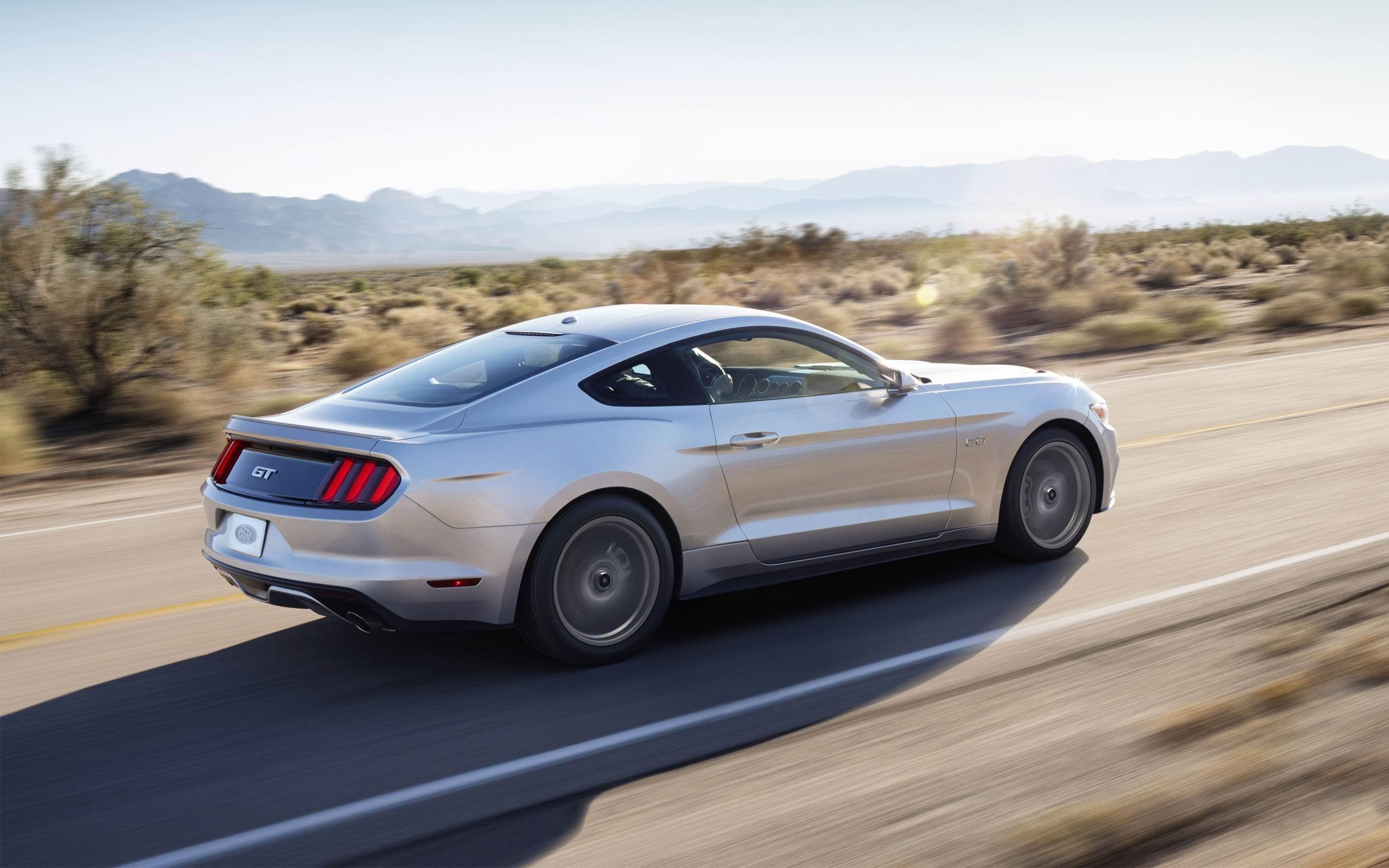 2015 Ford Mustang GT Car HD Wallpaper 04 2560x1600 2560x1600