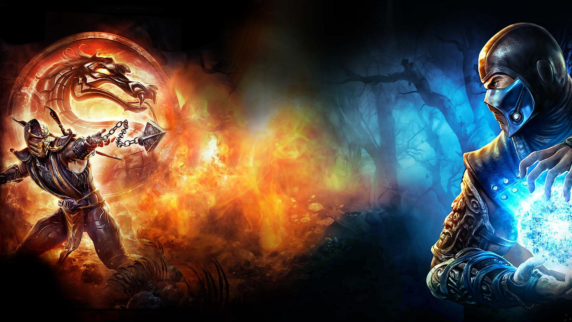 Mortal Kombat HD Wallpaper Background Image 1920x1080 ID 1920x1080