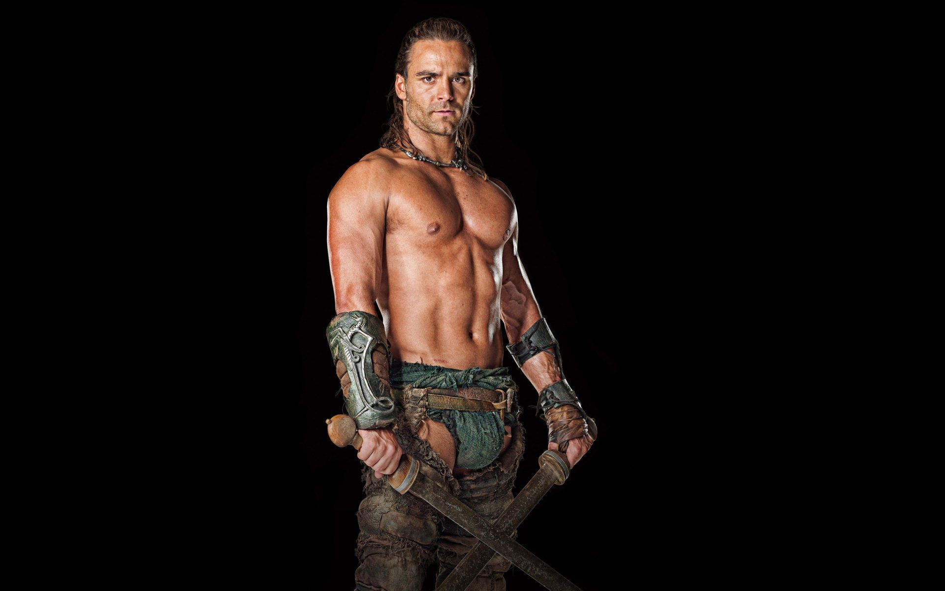 Spartacus Blood And Sand Wallpaper Wallpapersafari
