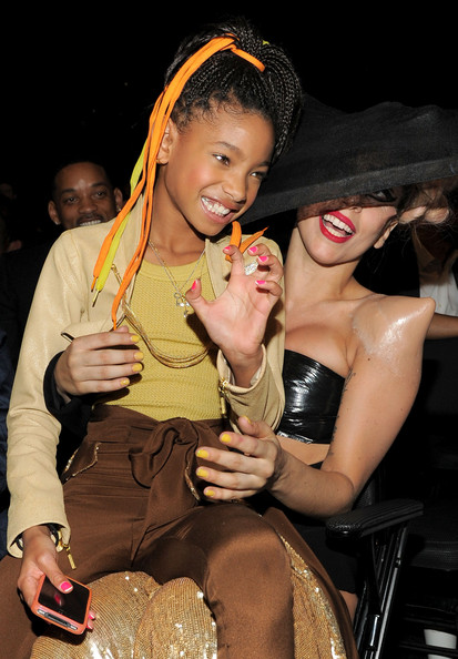 Pin Willow Smith 2011 Wallpaper Grammys 413x594