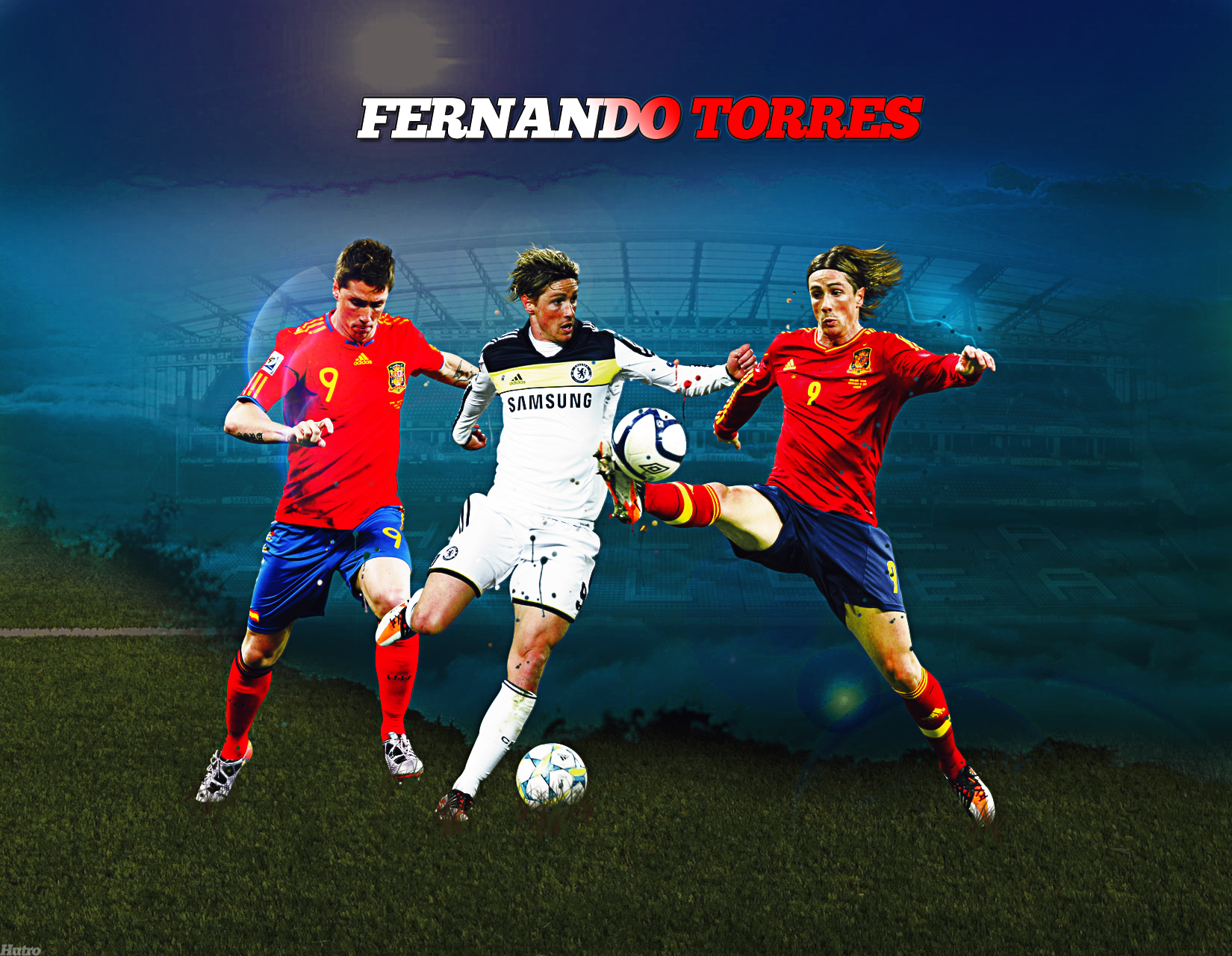 Fernando Torres Hi ReS Wallpapers   Football Wallpaper HD Football 1650x1280