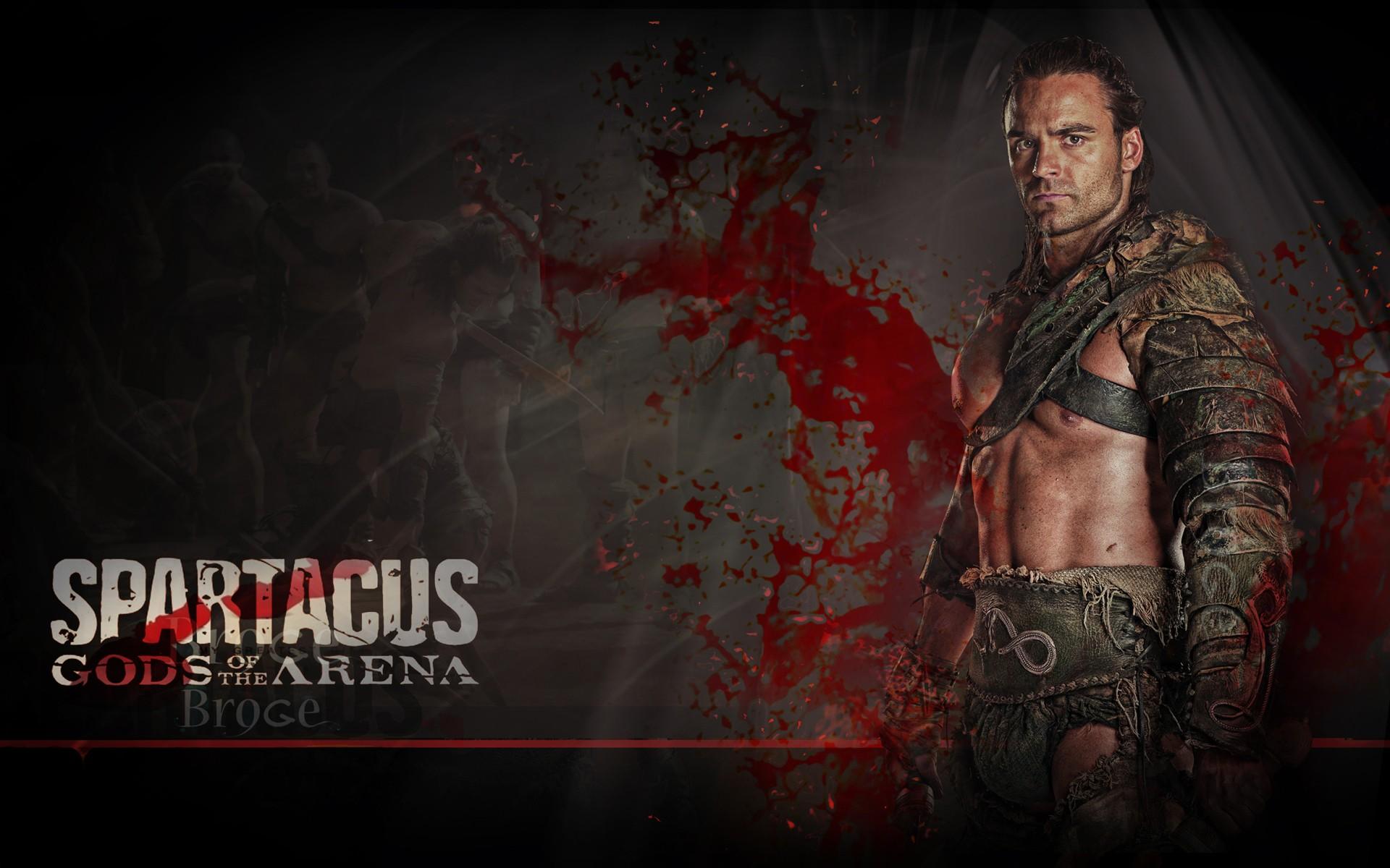 spartacus gladiator tv series gods of the arena 1208683 1920x1200