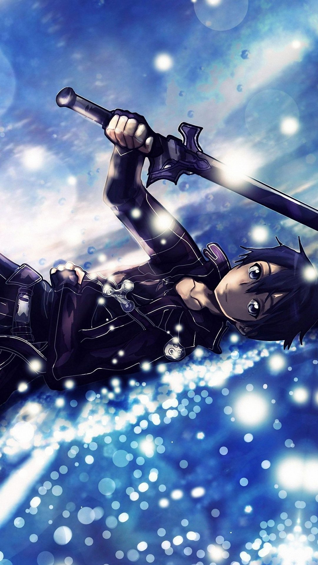 Free Download Kirito Sword Art Online Iphone 6s Plus Wallpapers Hd