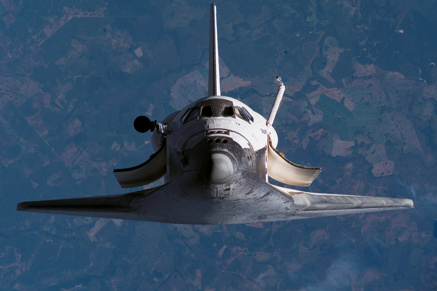 Space Shuttle Wallpapers 1440x960