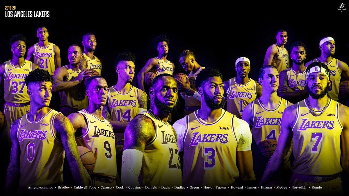 56+ Lakers 2020 Wallpapers on WallpaperSafari