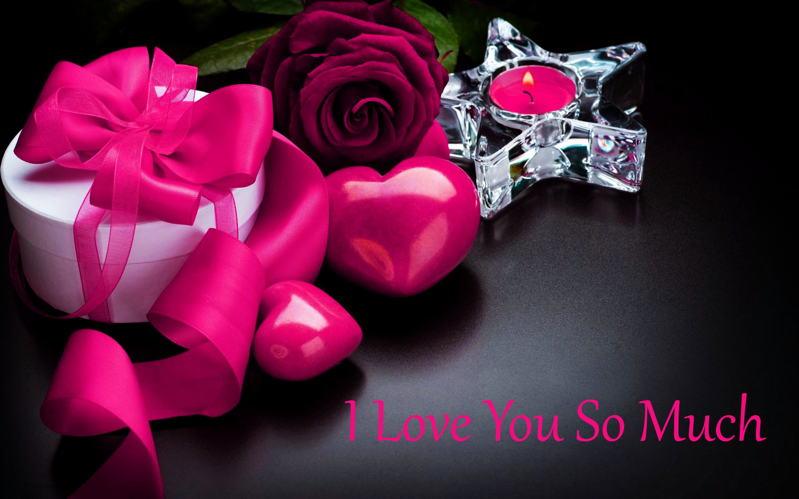Free Download I Love You Wallpapers Download 2560x1600 For Your