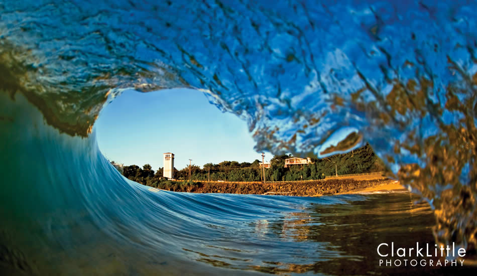 this wave The surfboard morphed into a camera Photo Clark Little 950x550
