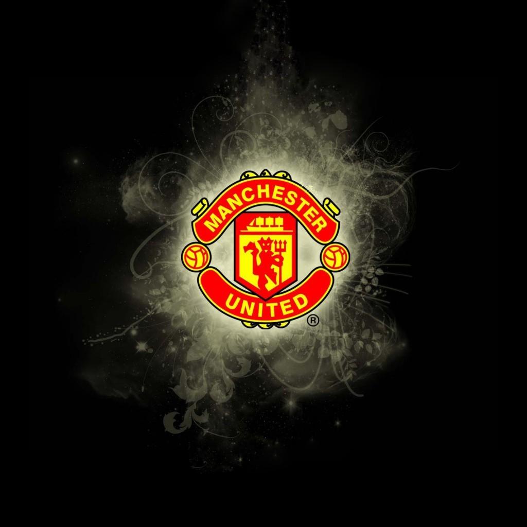 Football Logo Wallpaper 1024x1024