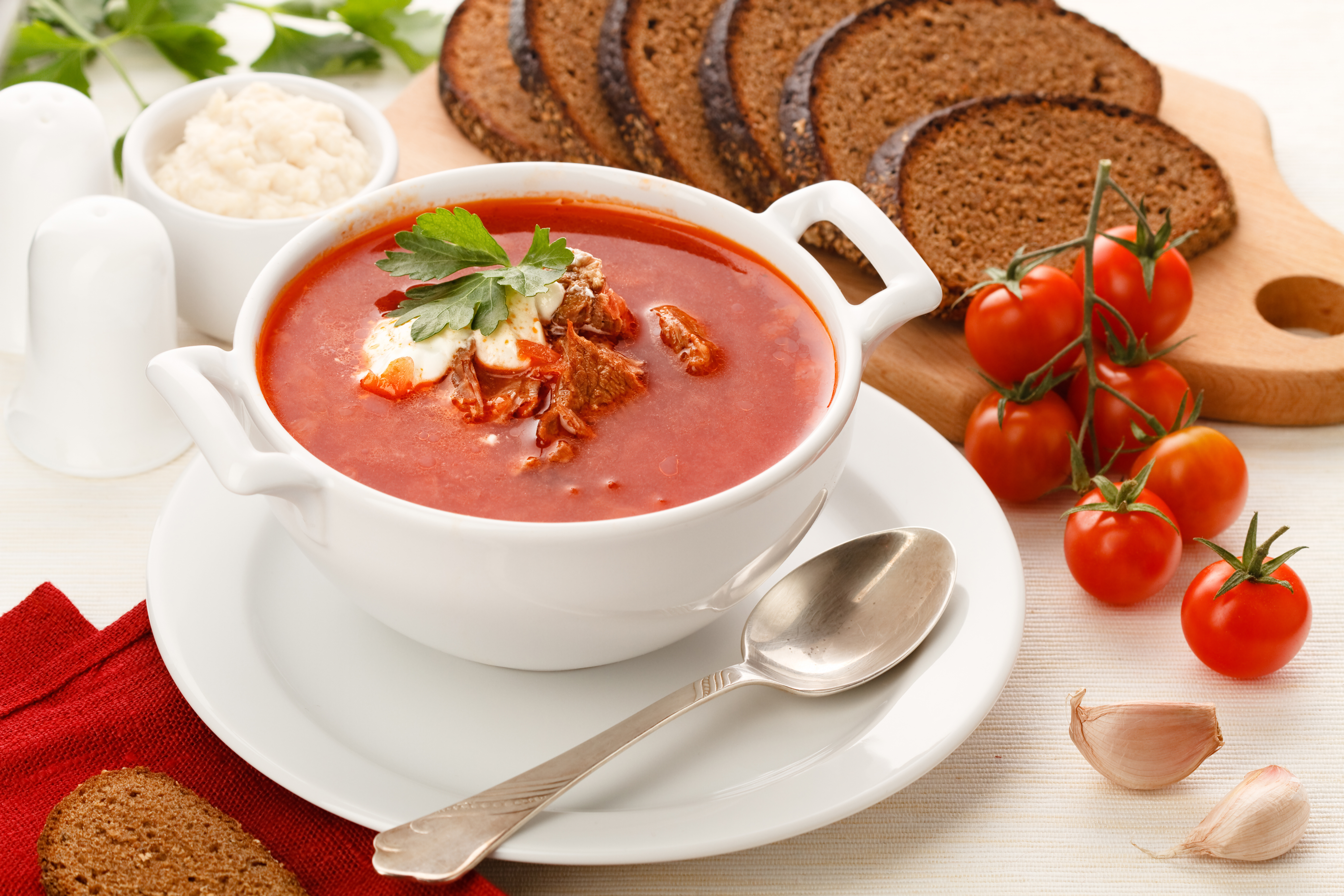 74 Soup HD Wallpapers Background Images 5184x3456