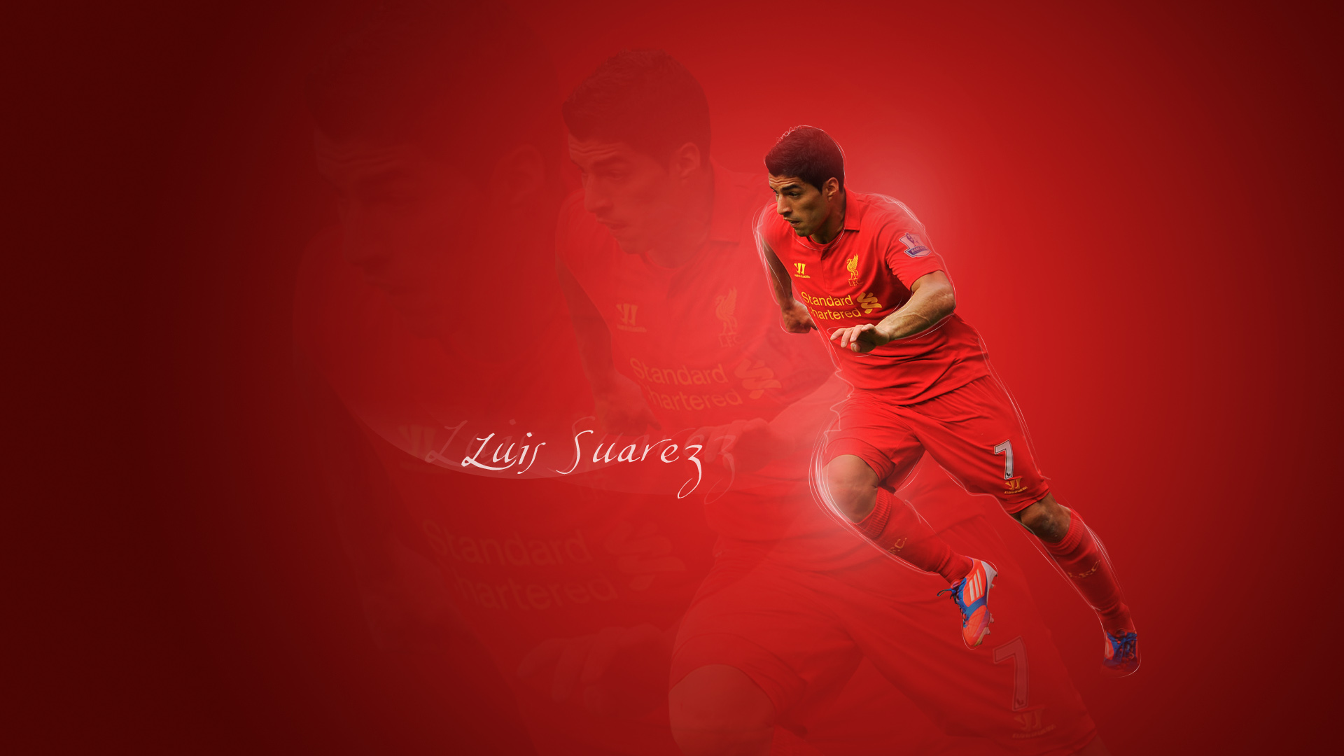 Luis Suarez 2014 Liverpool Wallpaper   Football HD Wallpapers 1920x1080