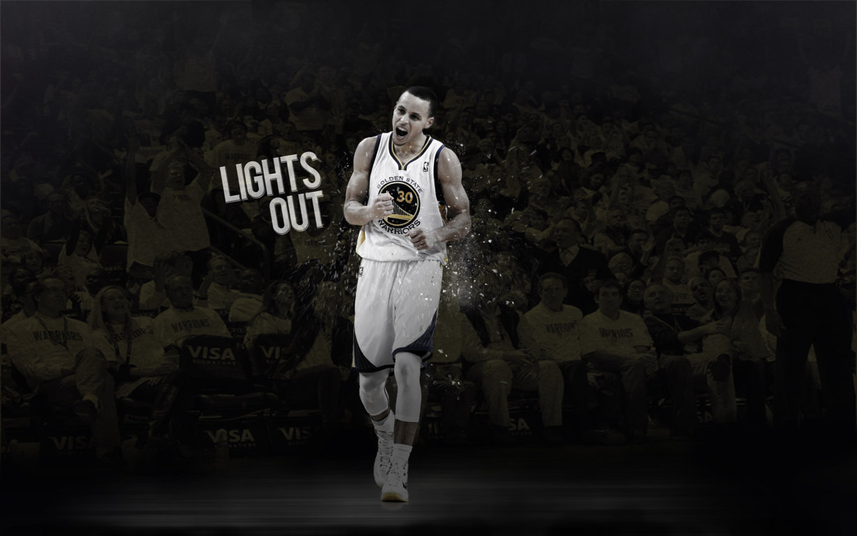 steph curry wallpaper 1228x768