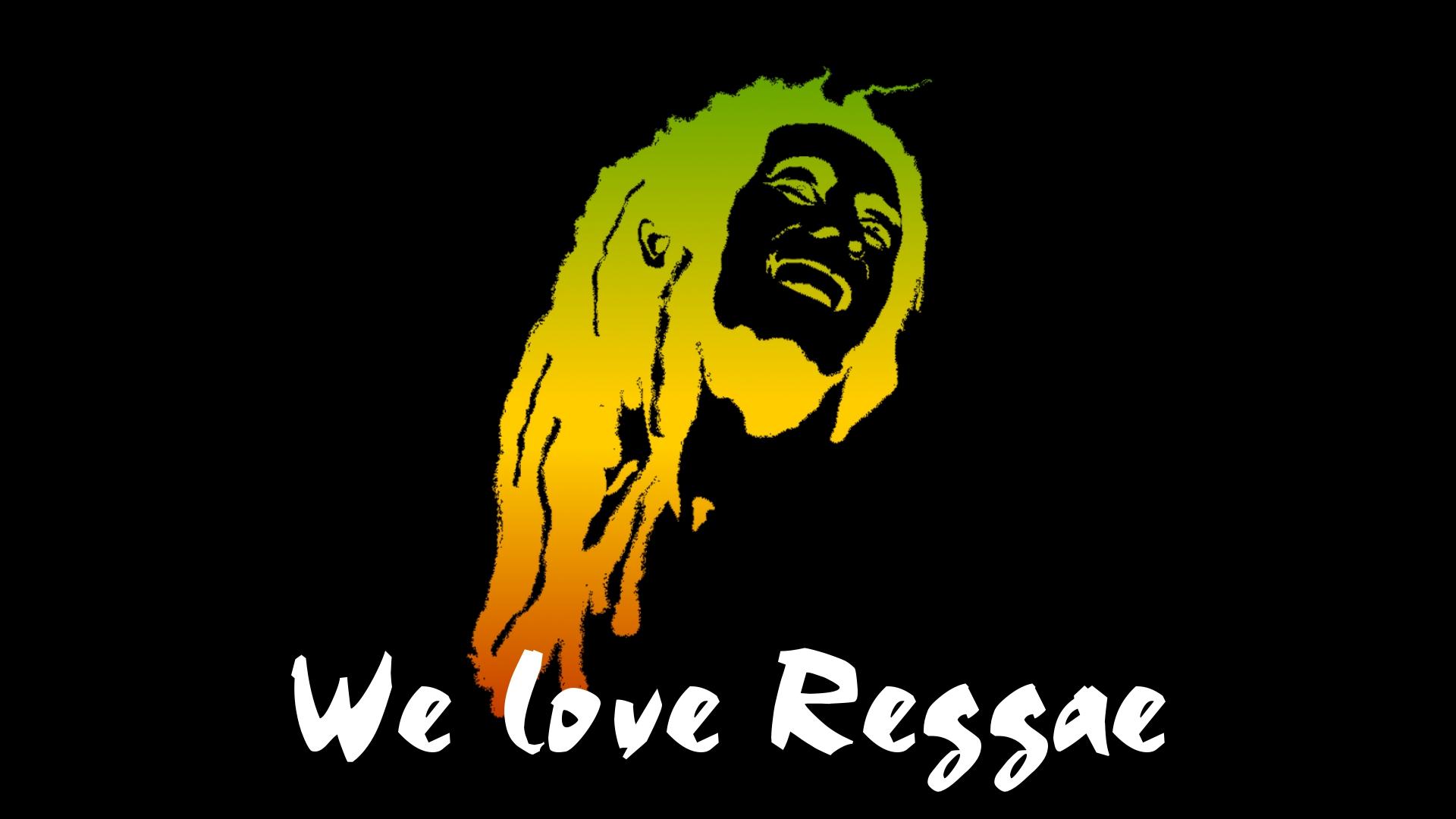 We love Reggae Wallpaper by Xilent2010 1920x1080