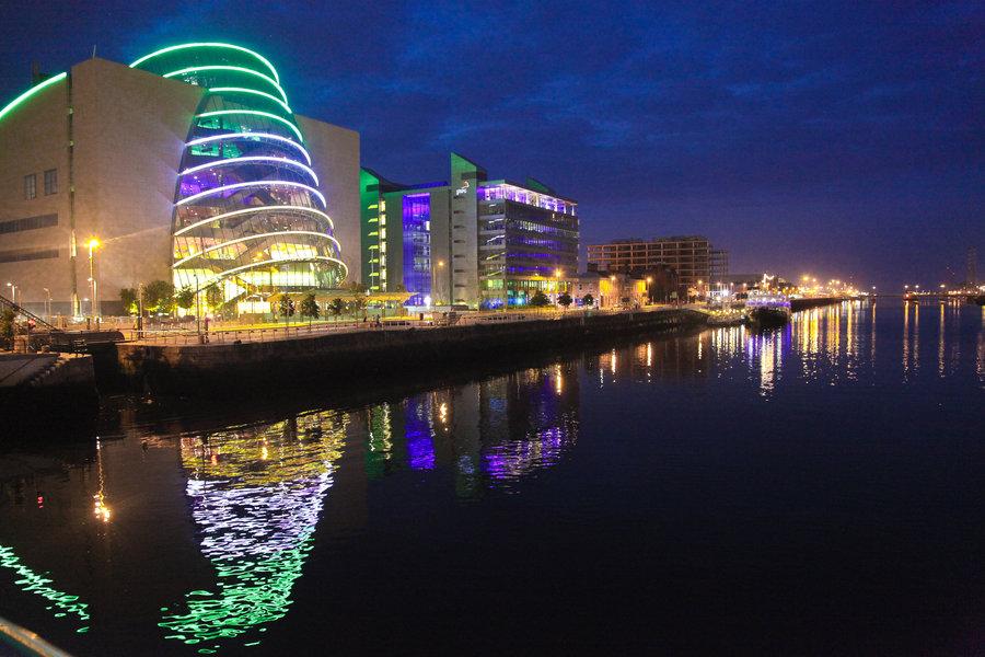 Dublin City by Niallof9 900x600