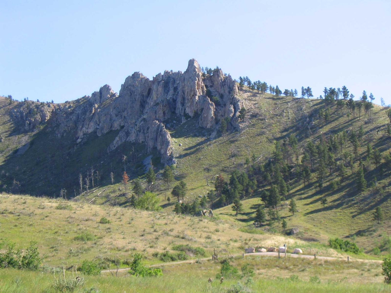 Black Hills South Dakota Image 1600x1200