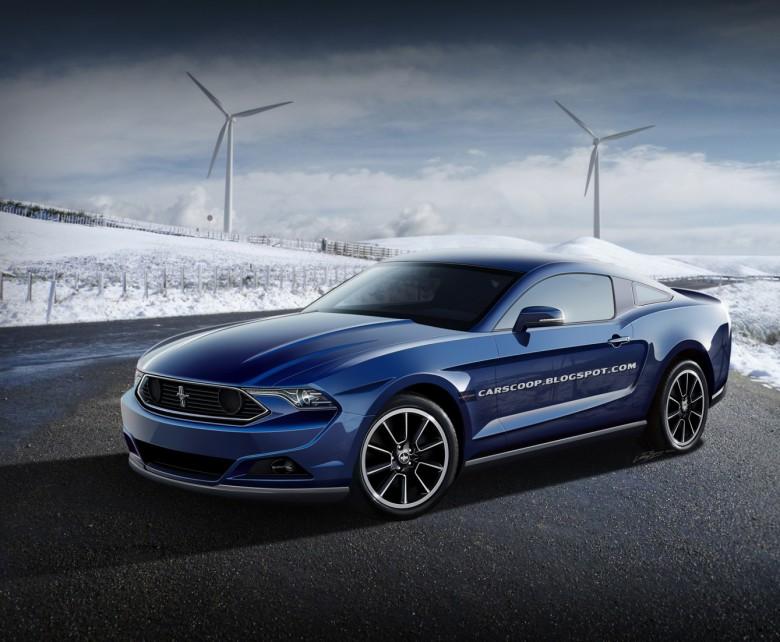 2015 Ford Mustang Cobra Desktop Wallpaper CarsWallpaperNet 780x642