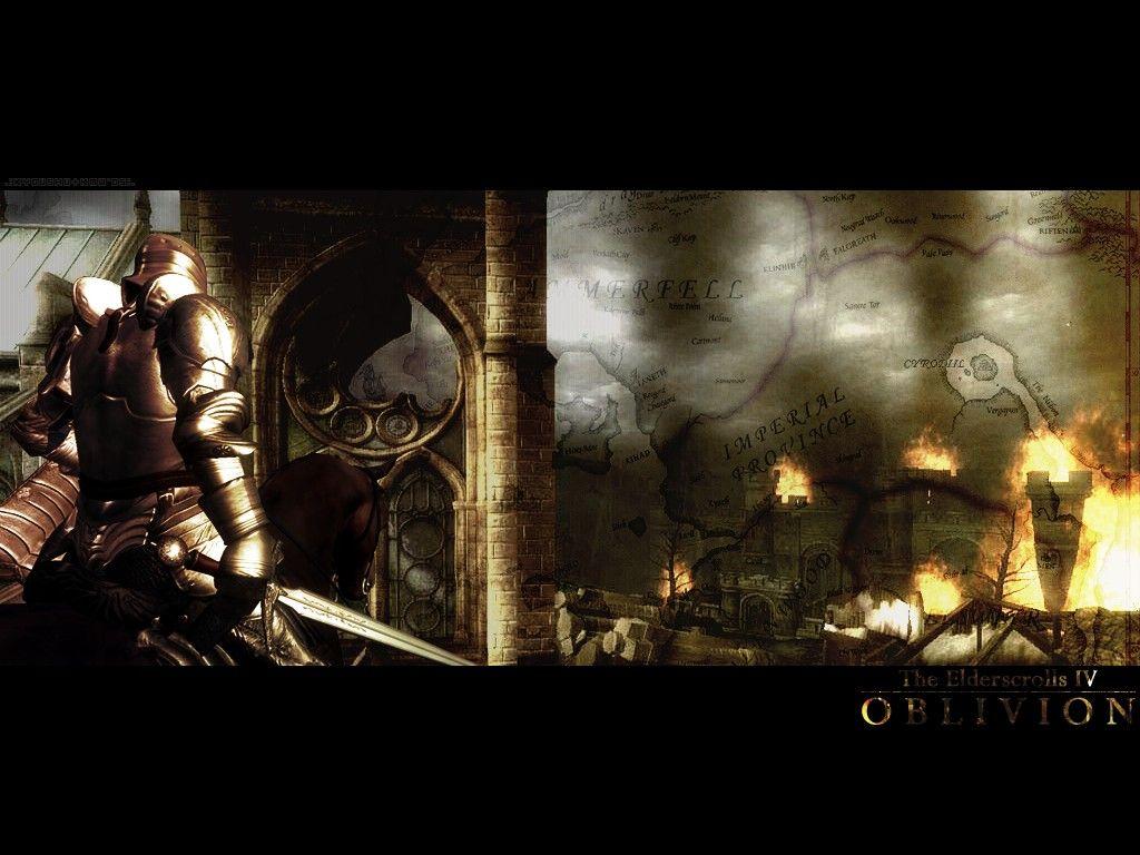 Oblivion Wallpapers 1024x768