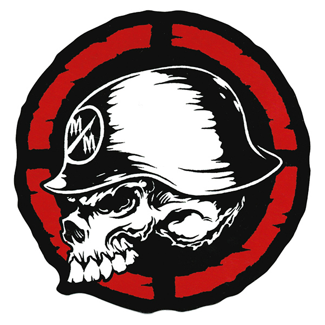 Metal Mulisha Logo Wallpaper