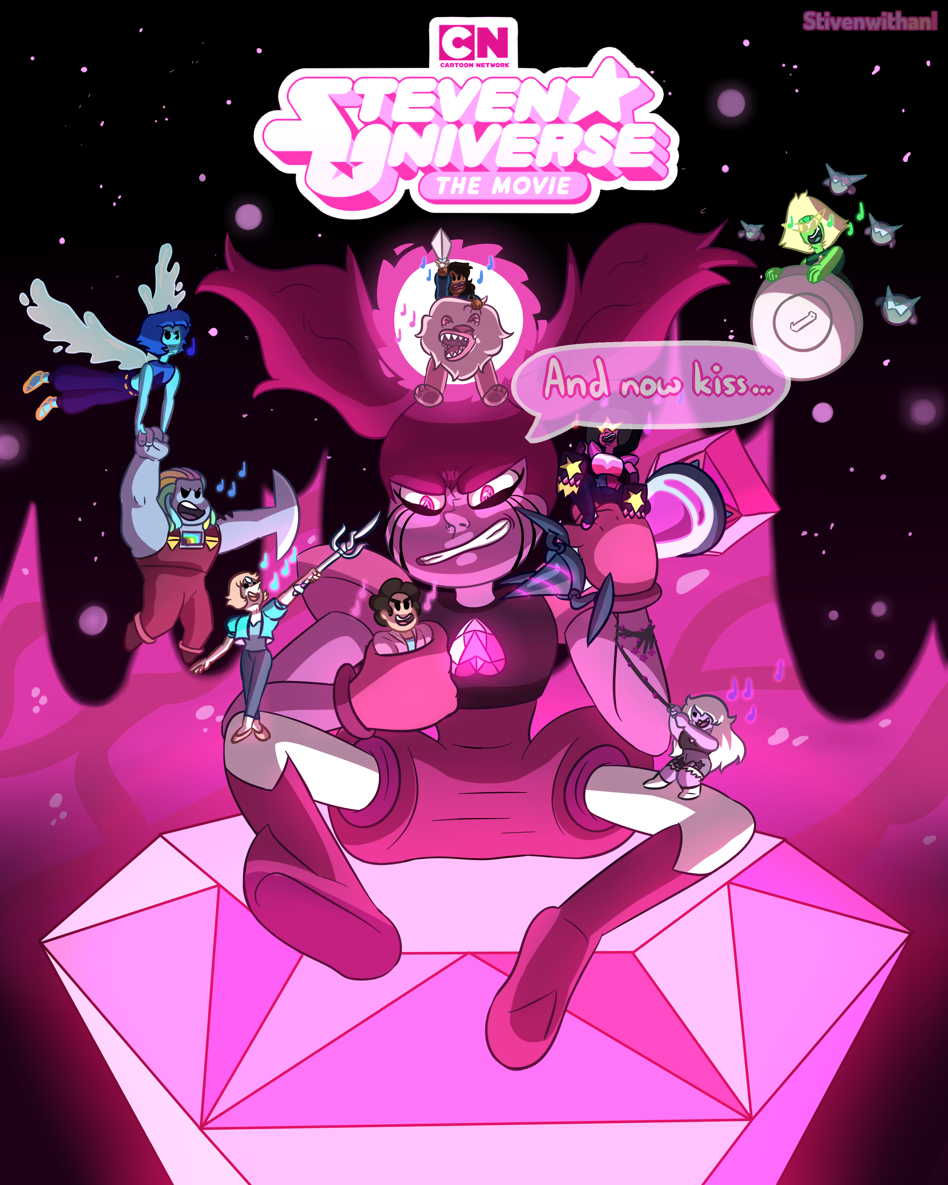 Spinel Steven Universe Wallpapers posted by Christopher Peltier 3200x4000