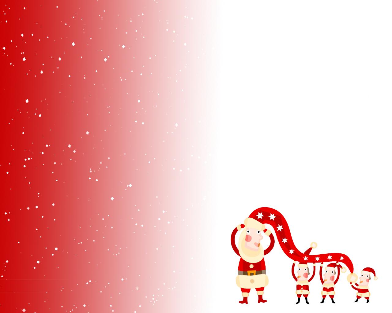 Cute Santa Claus Doll Christmas Wallpaper Imag 11378 1280x1024