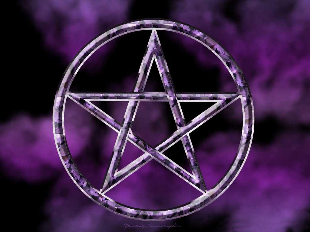 Wallpapers For Wiccan Pentagram Wallpaper 1024x768