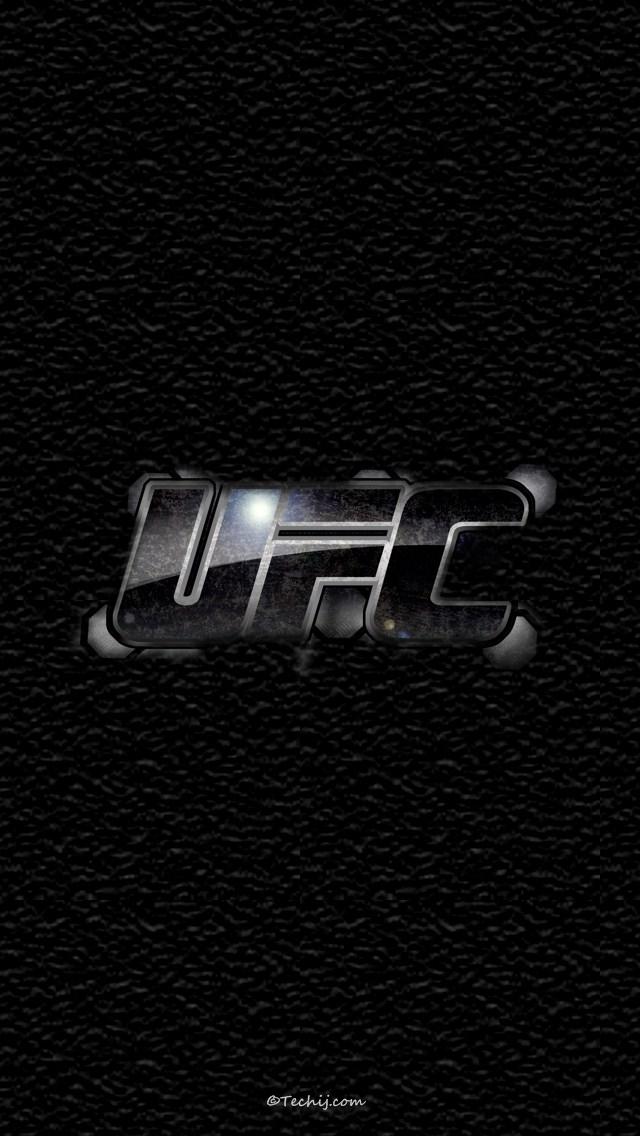 UFC Logo iPhone 640x1136