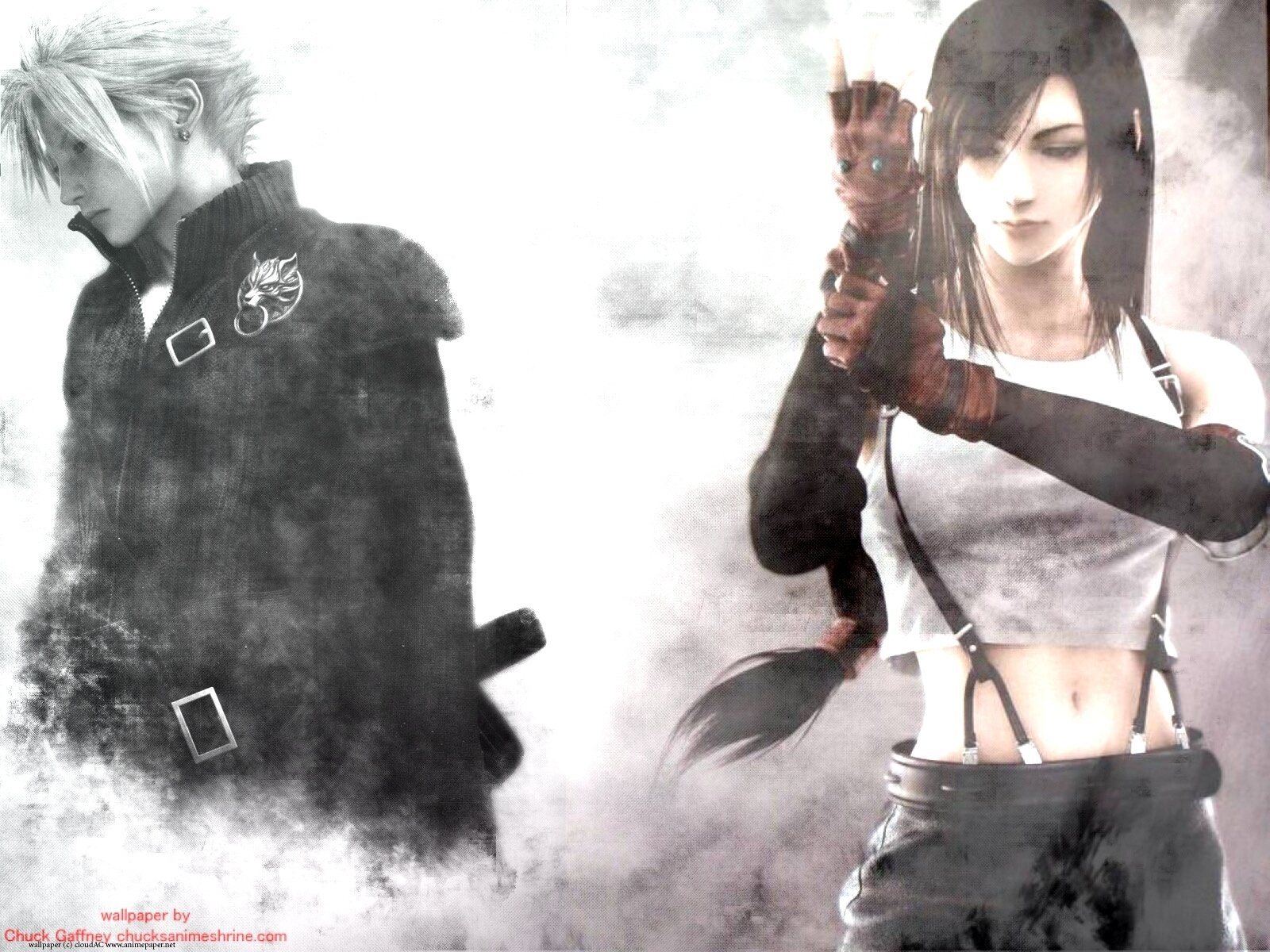 Cloud Ant Tifa Strife Wallpaper 6973600 1600x1200