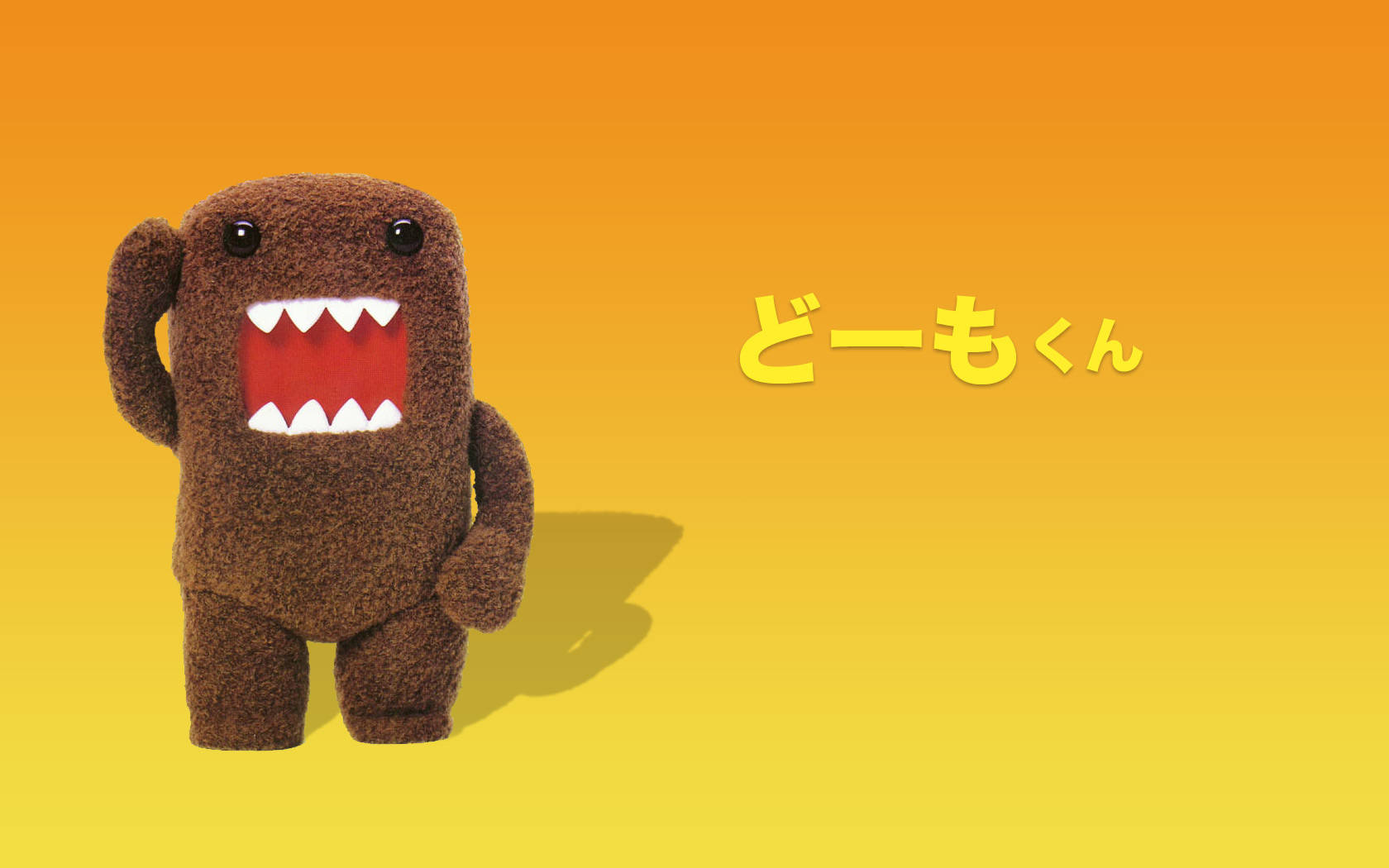 Domo Domokun 16801050 Wallpaper 803731 1680x1050
